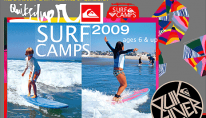 Wes Laine Surf Camps